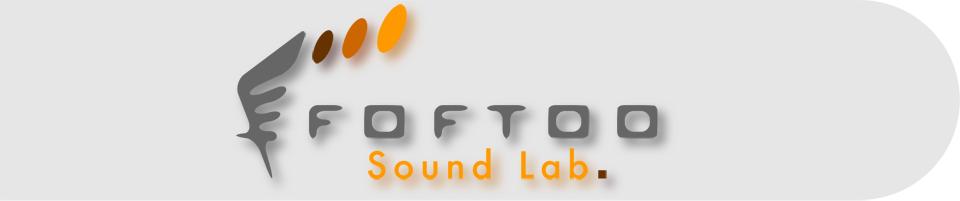 FOftOO Sound lab.